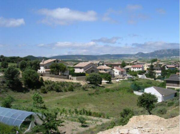 PARCELA urbanizada en venta en calle Arbeizagain ARBEIZA – NAVARRA