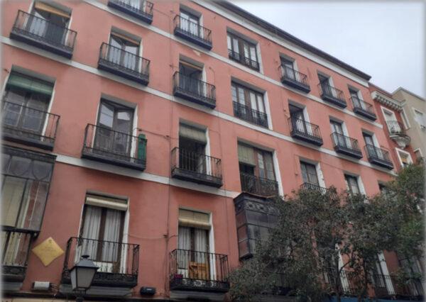 Edificio en VENTA en Malasaña MADRID. Para rehabilitar.