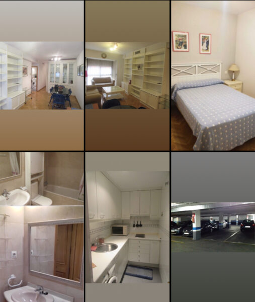 Alquiler piso en Madrid C/ Rafael Bergamín