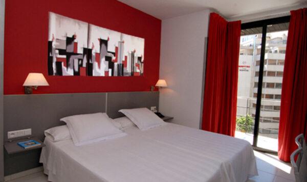 Hotel en VENTA en el centro de Barcelona.  3***
