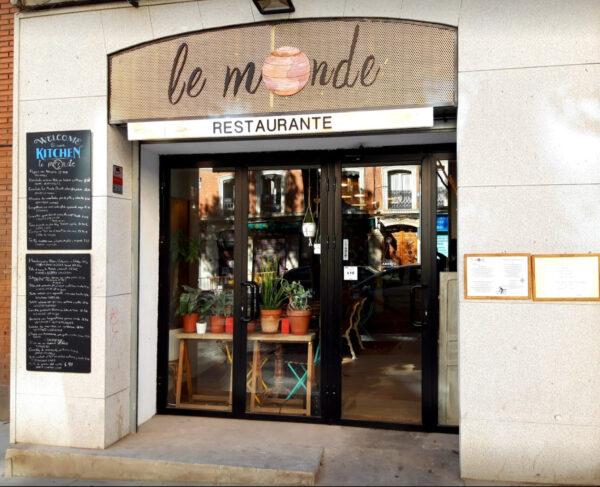 LOCAL en VENTA en RENTABILIDAD restaurante en MADRID: C/ Atocha, 92