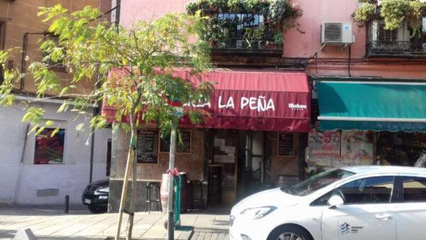 Local comercial en VENTA en rentabilidad, bar, en MADRID:  C/ Santa Isabel, 12 (Centro)
